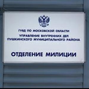 Отделения полиции Воробьевки