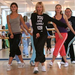 Школы танцев Воробьевки