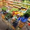 Магазины продуктов в Воробьевке