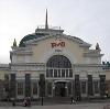 Железнодорожные вокзалы в Воробьевке