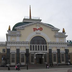Железнодорожные вокзалы Воробьевки