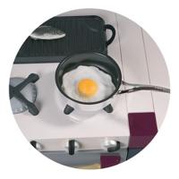 КРК кафе Империал - иконка «кухня» в Воробьевке